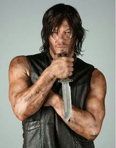 Norman Reedus Daryl Dixon The Walking Dead Amazing Picture Daryl Dixon, Carl Grimes, Norman Reedus, Xmen, Dead Inside, Fear The Walking Dead, Stuff And Thangs, Dead Man, Best Shows Ever