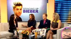 Video: Pattie Mallette Shocked To Findout Justin Bieber's New Tattoo on TV!