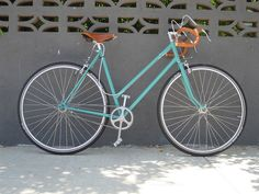 Raleigh Grand Prix restoration at Flying Pigeon LA by ubrayj02, via Flickr