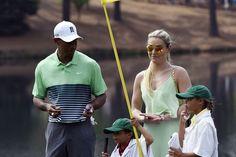 Lindsey Vonn's not much of a golf fan but she's a darn good girlfriend to Tiger Woods - SBNation.com