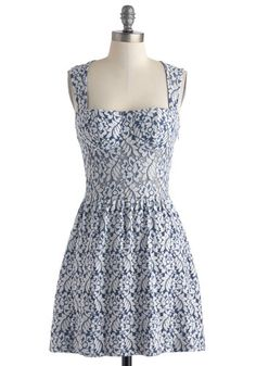 Youre One in Pavilion Dress, #ModCloth