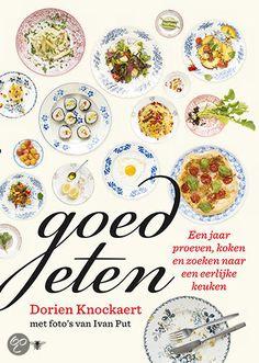 bol.com | Goed eten, Dorien Knockaert | 9789085423386 | Boeken