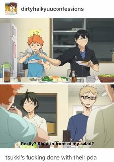 WTF IS KAGS DOING OMG ❤❤❤