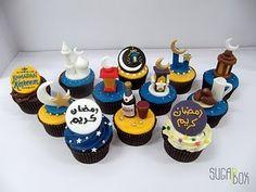 Ramadan cupcakes #islam #ramadan