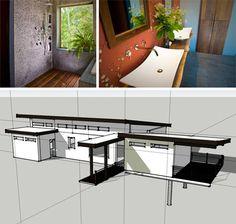 hempcrete green home plan