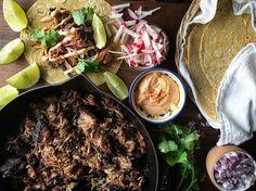 Not all carnitas are created equal. Super crispy bark  sriracha mayo to make my heart thump. Happy #tacotuesday. #thejudylab