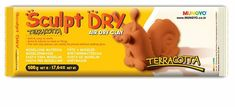 Creation Station 500 g Air Drying Clay Terracotta