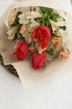 お部屋にお花を! http://ameblo.jp/flower-note/entry-10496250947.html