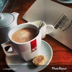 Morning #coffee is important. Ours is fine quality too.