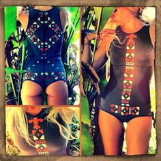 These handmade wetsuits are amazing! Sirensong Wetsuits -Warrior Springsuit
