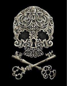 Pirate keys
