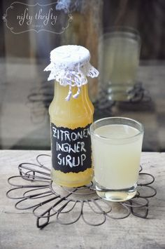Cold Remedy:  Lemon Ginger Syrup.  Take at the first sign of a cold.  Ginger is pain relieving, antiseptic, and helps relieve congestion.  The lemons are full of vitamin C.