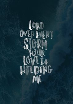 Thank You for never letting me go, Lord I love you so much....<3 <3