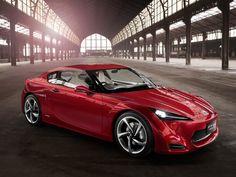 #Toyota #FT86 #Concept: