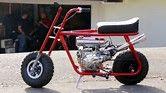 taco mini bikes custom hot rod bike için resim sonucu