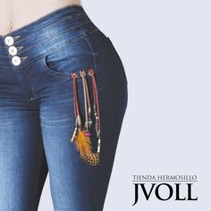 Silueta disponible en Hermosillo. No te quedes sin tu JVOLL! Ref: J0238 #JEANS #dama #femenina #hermosillo #mexico