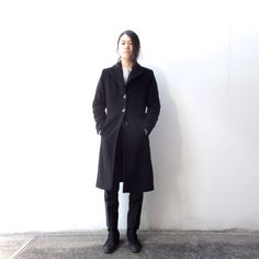 Vintage Chesterfield Coat | RUMHOLE beruf - Online Store 公式通販サイト