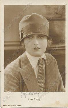 1928 Lee Parry