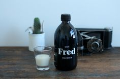 Cafè Fred- Cold Brew// Handcrafted in Barcelona// Coffee Lover// Coffee