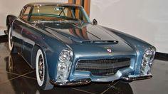 Chrysler/Dodge/Bertone/Zeder Z-250 Concept Car