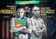 Watch Regis Prograis vs Juan Jose Velasco Live Streaming free on ESPN Boxing online 2018 at UNO Lakefront Arena, New Orleans, USA.  Prograis vs Velasco Boxing fight will be kick of Saturday 14 July 2018, Time 7 p.m. ET.  Welcome to watch Regis Prograis vs Juan Jose Velasco Live Stream online on your pc/laptop, mac, ipad. Do not wait to access this HD link, when the Regis Prograis vs Juan Jose Velasco is mostly over and you will get live stream, scores, results and highlights.