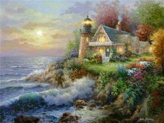 Nicky Boehme | American Romantic painter