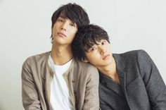 Kento Yamazaki x Taishi Nakagawa, 2016 Japanese Eyes, Japanese Drama, Japanese Boy, Cute Asian Guys, Cute Korean Boys, Actors Male, Asian Actors, Scarlet Heart Ryeo, Japan Icon