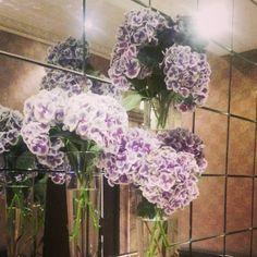 New floral display @flemingsmayfair!