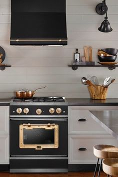 6 New Kitchen Design Trends That Are Primed to Go Mainstream via @PureWow