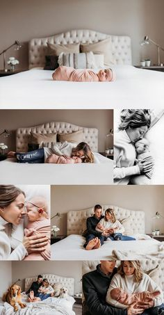 10 Premium Newborn Photography Props Girl Outfit Newborn Photography Deer Props – Newborn About Newborn Family Pictures, Newborn Baby Photos, Newborn Session, Baby Boy Newborn, Family Posing, Family Bed Photos, New Born Family Photos, Family Portraits, Newborn Sibling