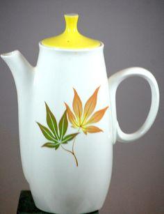 Vintage Franciscan Ware Twice Nice Tea Pot