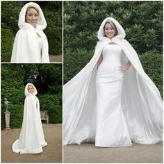 Wholesale - 2013 Hot Bridal Cape Ivory Stunning Winter Wedding Cloaks Faux Fur Perfect For Winter Wedding Bridal Cloaks BC01 $119.00