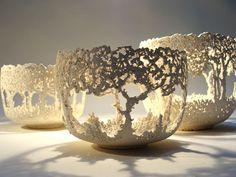 Ceramics by Barry Guppy Tree bowls. Ceramics by Barry Guppy Tree bowls. Ceramic Clay, Ceramic Pottery, Pottery Art, Ceramic Decor, Pottery Ideas, Ceramic Bowls, Sculptures Céramiques, Sculpture Art, Cerámica Ideas