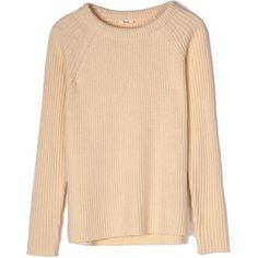 Nzsale - Round Neck Jumper Cream