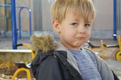 """#careoncampus #uofu #uofuchildcare Does forcing your children to say """"I'm sorry"""" help them to learn empathy? Not according toJanet Lansbury; """"The most dreaded embarrass…"""