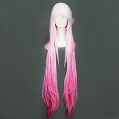 peruca cosplay inspirado culpado coroa preta Inori Yuzuriha – BRL R$ 73,81