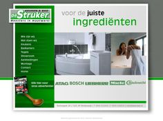 De website van de Struker Keuken & Bad.  http://www.destruker.nl