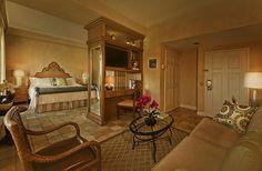 Our Junior Suite at The Biltmore Hotel.