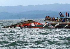 Kapal Feri Di Filipina Terbalik, 38 Tewas
