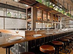New Trenchermen restaurant in Chicago.