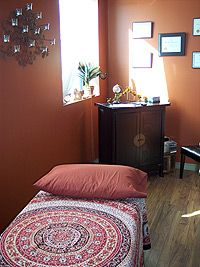 Can't wait to make my Reiki room for clients and Self.