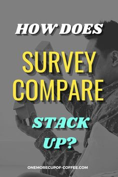 Survey Compare is not your typical survey site, it basically just gives information on other survey sites online - how much surveys pay out and how long will it take. See here if it's really worth your time using Survey Compare when in fact you're basically on your own after you sign up for one of the survey companies in its list. #surveys #money #online Survey Companies, Survey Sites, Make Money Online Surveys, Online Income, Virtual Jobs, Affiliate Websites, Sites Online, Just Giving, Extra Money