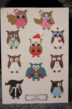 A Crafty Cat: Owl Punch Art