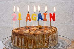 21 Again Happier Birthdays
