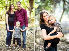 A Long Beach family session