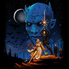 Star Wars Game of Thrones T-Shirt titled Throne Wars.