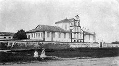Militão Augusto de Azevedo| Mosteiro da Luz | 1875 | 527/E | Acervo de Fotografia do Museu da Cidade