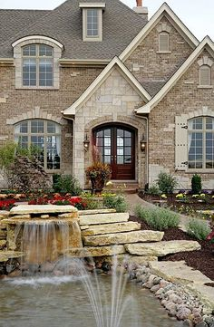Curb Appeal, Curb Appeal, Curb Appeal! Curb Appeal is eye opening to everyone! To yourself, your family, people passing by, or if you're going to sell the house the buyers coming to look at it! The front of your house is the first area everyone sees. Make it a WOW factor!  http://www.arnoldmasonryandlandscape.com/  #Curb #Appeal #Contractor #Georgia #Curb_Appeal_Contractor_Georgia #CurbAppealContractorGeorgia