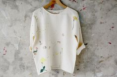 Wild, Natural, Free Smock by Lena Corwin - More & Co.