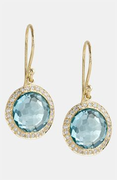 Gorgeous! #girly #earrings +++For tips and advice on #trends and fashion, Visit http://www.makeupbymisscee.com/